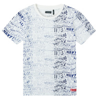 Vêtements Garçon T-shirts manches courtes Ikks KINOLA Multicolore