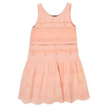 Vêtements Fille Robes courtes Ikks MATHILDA Rose