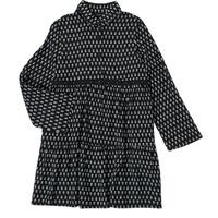 Vêtements Fille Robes courtes Ikks NINA Noir