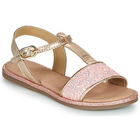 Chaussures Fille Sandales et Nu-pieds Mod'8 PAILLETTA Rose