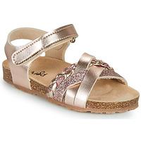 Chaussures Fille Sandales et Nu-pieds Mod'8 KOENIA Rose gold