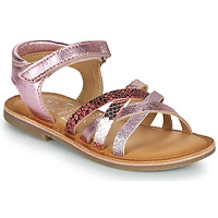 Chaussures Fille Sandales et Nu-pieds Mod'8 CANILA Rose