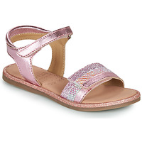 Chaussures Fille Sandales et Nu-pieds Mod'8 PAGANISA Rose