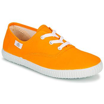 Chaussures Enfant Baskets basses Citrouille et Compagnie KIPPI BOU Jaune