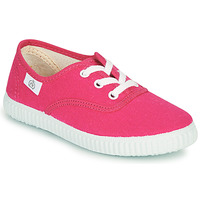 Chaussures Fille Baskets basses Citrouille et Compagnie KIPPI BOU Rose