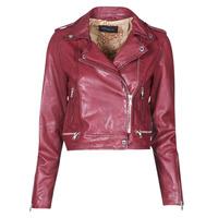 Vêtements Femme Vestes en cuir / synthétiques Oakwood KYOTO Bordeaux