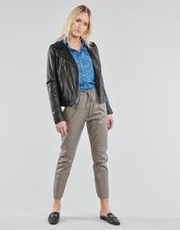 Vêtements Femme Pantalons 5 poches Oakwood GIFT Gris