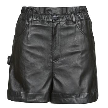 Vêtements Femme Shorts / Bermudas Oakwood JANNY Noir
