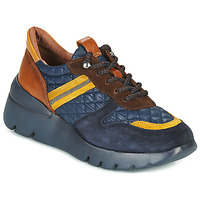 Chaussures Femme Baskets basses Hispanitas RUTH Marine