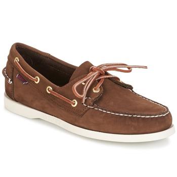 Chaussures Homme Chaussures bateau Sebago DOCKSIDES Brun