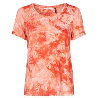 Vêtements Femme T-shirts manches courtes Les Petites Bombes BRISEIS Orange