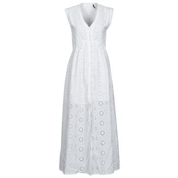 Vêtements Femme Robes longues Les Petites Bombes BRIDIE Blanc