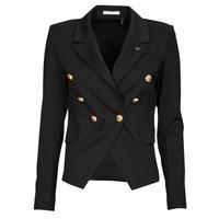 Vêtements Femme Vestes / Blazers Les Petites Bombes AGATHE Noir