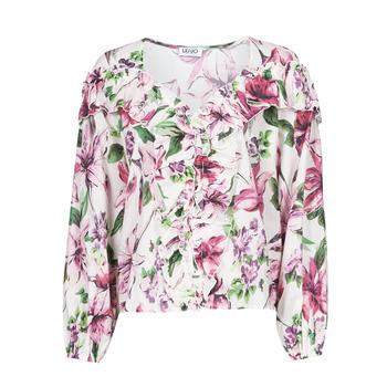 Vêtements Femme Tops / Blouses Liu Jo WA1084-T5976-T9706 Fleuri