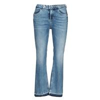 Vêtements Femme Jeans bootcut Liu Jo MONROE Bleu / Medium