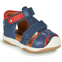 Chaussures Garçon Sandales et Nu-pieds GBB EUZAK Bleu