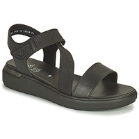 Chaussures Femme Sandales et Nu-pieds Ara IBIZA-S HIGH SOFT Noir