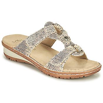 Chaussures Femme Sandales et Nu-pieds Ara HAWAII Beige