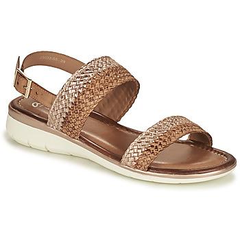 Chaussures Femme Sandales et Nu-pieds Ara KRETA-S Marron