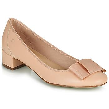Chaussures Femme Ballerines / babies Betty London HENIA Beige