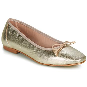 Chaussures Femme Ballerines / babies Betty London ONDINE Dore
