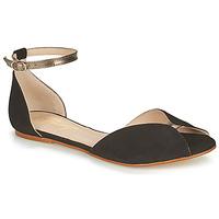 Chaussures Femme Sandales et Nu-pieds Betty London INALI Noir