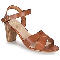 Chaussures Femme Sandales et Nu-pieds Betty London OCOLA Camel