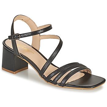 Chaussures Femme Sandales et Nu-pieds Betty London OCHANTE Noir