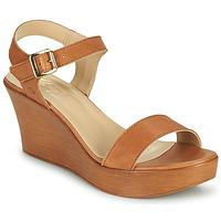 Chaussures Femme Sandales et Nu-pieds Betty London CHARLOTA Camel