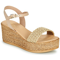 Chaussures Femme Sandales et Nu-pieds Betty London OFINI Beige