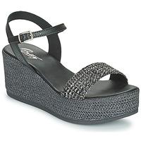 Chaussures Femme Sandales et Nu-pieds Betty London OFINI Noir