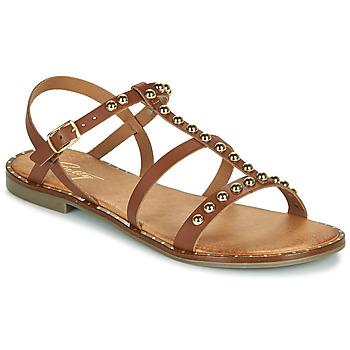 Chaussures Femme Sandales et Nu-pieds Betty London OVADE Camel