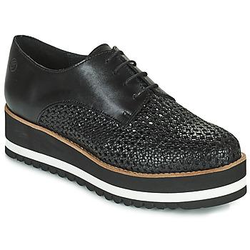 Chaussures Femme Derbies Betty London OULINE Noir