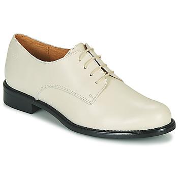 Chaussures Femme Derbies Betty London OULENE Ecru