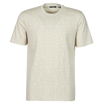 Vêtements Homme T-shirts manches courtes Only & Sons  ONSBAXEL Beige