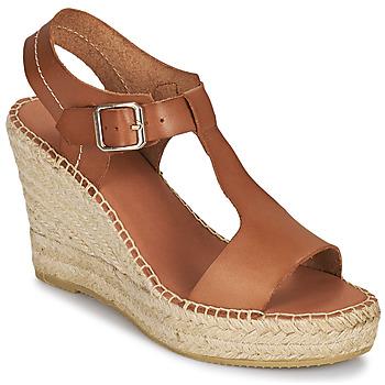 Chaussures Femme Sandales et Nu-pieds Minelli LIZZIE Marron