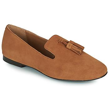 Chaussures Femme Mocassins Minelli VELICRI Marron