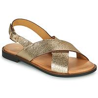 Chaussures Femme Sandales et Nu-pieds Minelli DONA Doré