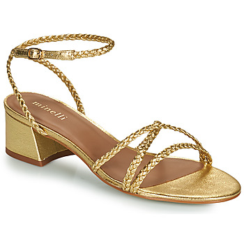 Chaussures Femme Sandales et Nu-pieds Minelli HARIETTE Doré