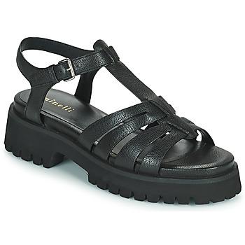 Chaussures Femme Sandales et Nu-pieds Minelli HELLHA Noir