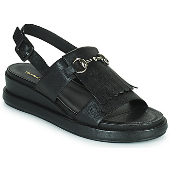 Chaussures Femme Sandales et Nu-pieds Minelli HEMYE Noir