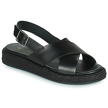 Chaussures Femme Sandales et Nu-pieds Minelli HADDIA Noir