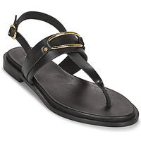 Chaussures Femme Sandales et Nu-pieds Minelli LIZA Noir