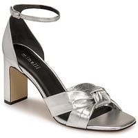 Chaussures Femme Sandales et Nu-pieds Minelli TREPHINNE Argenté