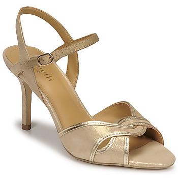 Chaussures Femme Sandales et Nu-pieds Minelli PHILOMENE Doré