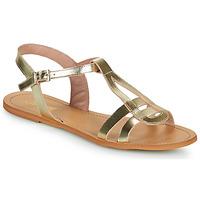 Chaussures Femme Sandales et Nu-pieds So Size DURAN Doré