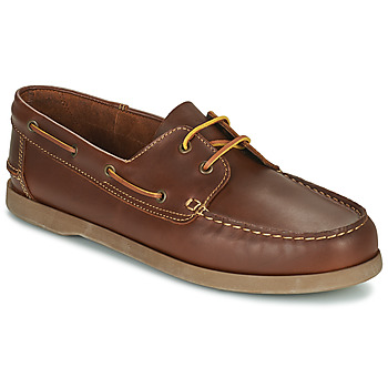 Chaussures Homme Chaussures bateau So Size MALIK Tan