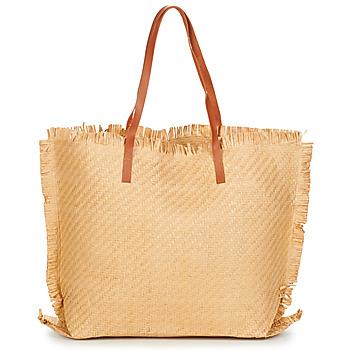 Sacs Femme Cabas / Sacs shopping Moony Mood ODANE Beige