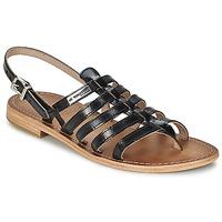Chaussures Femme Sandales et Nu-pieds Les Tropéziennes par M Belarbi HERISSON Noir