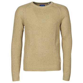 Vêtements Homme Pulls Jack & Jones JORFUEL Beige